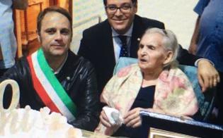 Niscemi festeggia le 100 candeline di nonna Giovanna