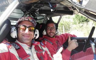 Anche Seguo News al Rally di Caltanissetta con il supporto al duo Pilato - Cusimano