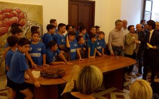 Riconoscimento ufficiale della Pro Nissa Futsal e della Nissa da parte dell'amministrazione comunale