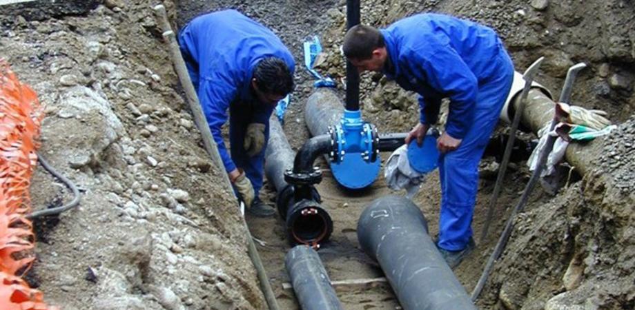 Reti idriche monitorate con l'uso della tecnologia, lavori in corso a Gela nei serbatoi di Montelungo e Spinasanta