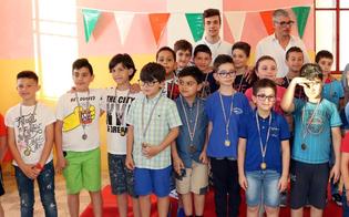 Sommatino, torneo di scacchi a scuola: sfida fra 18 alunni