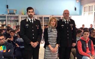 Uso di stupefacenti e bullismo: a Caltanissetta i carabinieri incontrano gli studenti