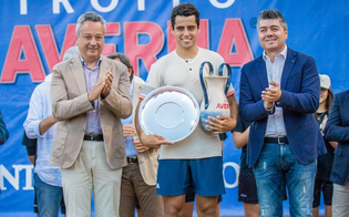 Challenger, lo spagnolo Munar re di Caltanissetta: spalti gremiti per la finale del trofeo Averna