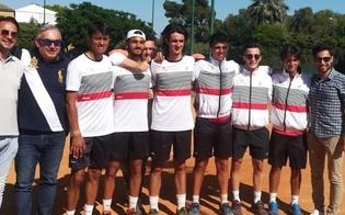 Caltanissetta, continua il sogno promozione in serie B del Tennis Club