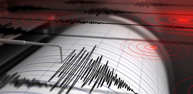 Scossa di terremoto oggi pomeriggio tra Caltanissetta e Pietraperzia