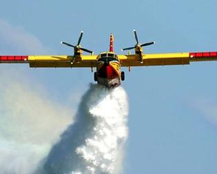 Caltanissetta, roghi estivi: gli elicotteri antincendio sono già pronti ad intervenire