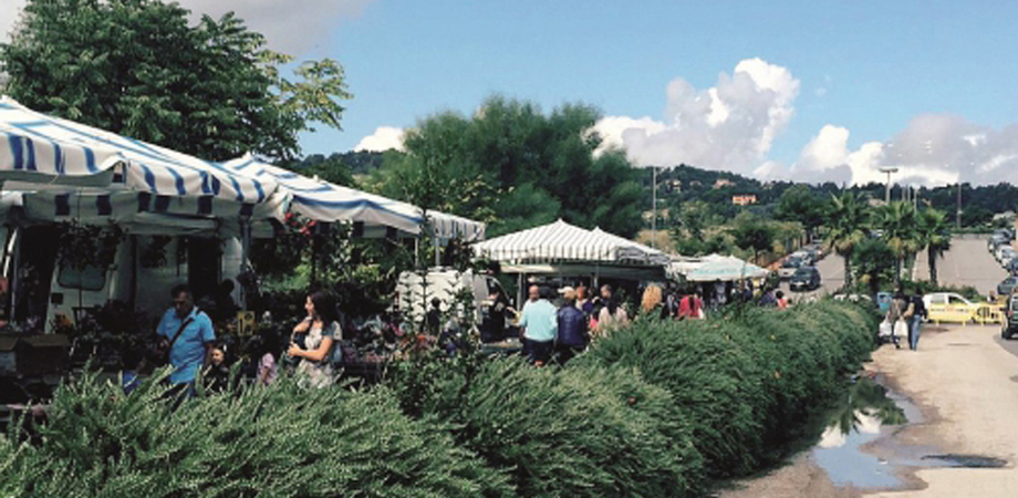 A Caltanissetta il mercatino settimanale si svolgerà domani e lunedì 4 gennaio