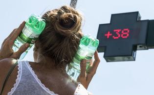 Arriva il caldo africano: in Sicilia previsti picchi fino a 40 gradi, Caltanissetta tra le città più calde