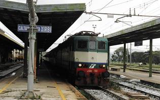 Maltempo e danni alle ferrovie: stop alla tratta Roccapalumba-Caltanissetta Xirbi