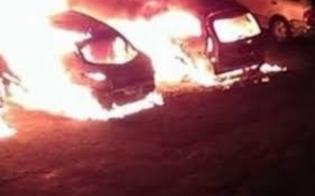 Gela, doppio attentato nei confronti di un geometra: in pochi mesi gli incendiano quattro auto