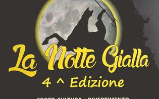 A Caltanissetta la IV edizione della Notte Gialla Us Acli