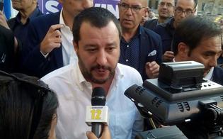 Salvini valuta il ritorno del servizio militare: