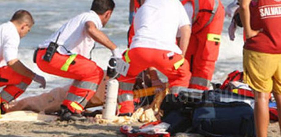 Domenica tragica per le spiagge siciliane: un morto annegato a Cefalù e una dispersa a Balestrate