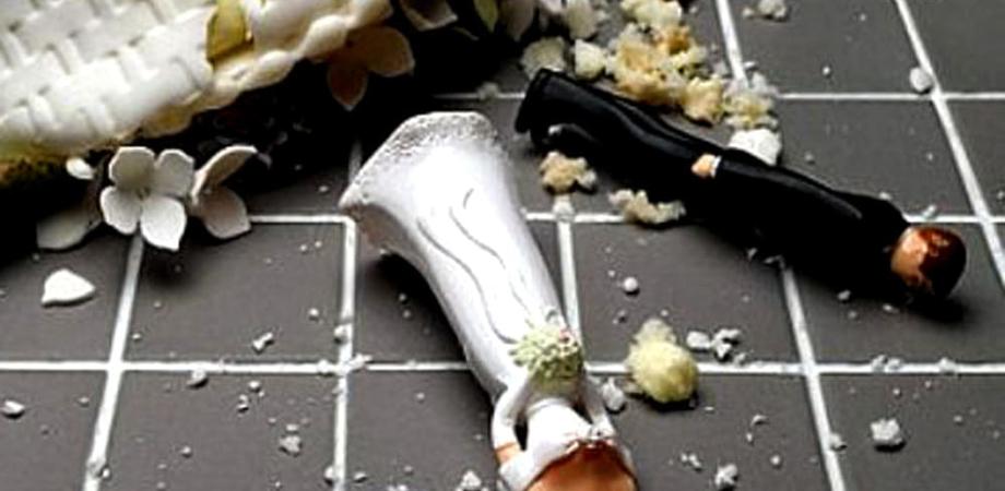 Matrimonio movimentato a Villaggio Mosè: sposini fanno a botte per il conto del banchetto