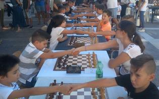 Sommatino, torneo di scacchi: in gara bimbi e adulti