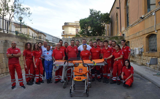 Croce Rossa Caltanissetta, altri 11 operatori abilitati al trasporto sanitario in ambulanza