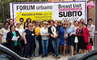 Gela, tumore al seno: 250 casi in un anno. Donne in marcia per chiedere l�apertura della Brest Unit