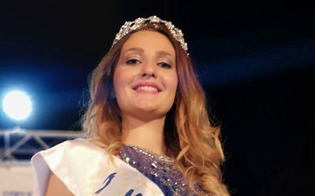 La 18enne di Serradifalco Claudia Montante eletta Miss Europe Continental Sicilia