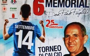 Caltanissetta ricorda padre Pino Puglisi con un memorial calcistico