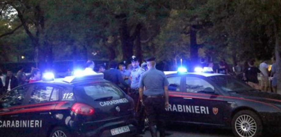 San Cataldo, lasciato dalla ex tenta di darsi fuoco: salvato da un carabiniere