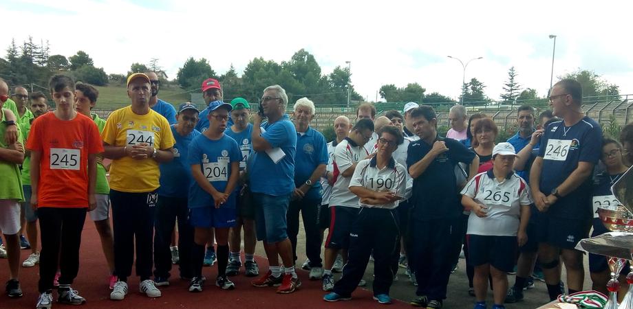 Caltanissetta, atleti paralimpici al Tomaselli per disputare i campionati regionali