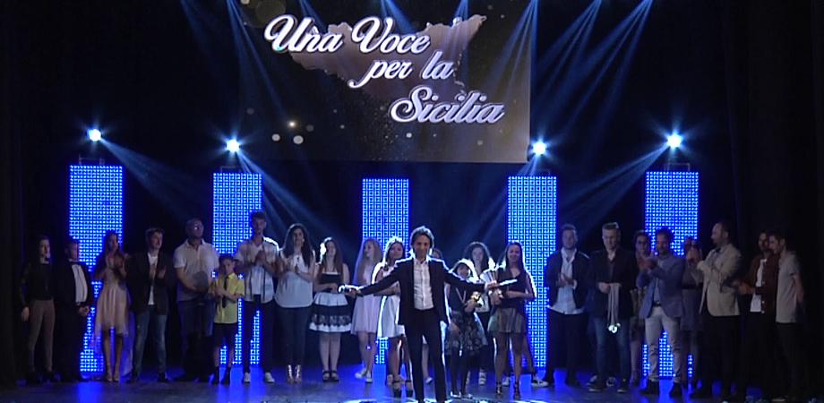 """Torna a Gela """"Una voce per la Sicilia"""", il 16 e 17 maggio talenti sul palco del teatro Eschilo"""