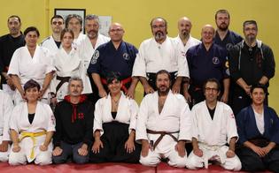 Caltanissetta, incontro al Mottura tra maestri e allievi specializzati in varie arti marziali