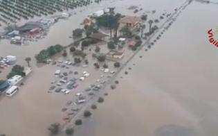 Alluvione 2018, stanziati 4,5 milioni per i danni a privati e imprese: tra i beneficiari anche Caltanissetta