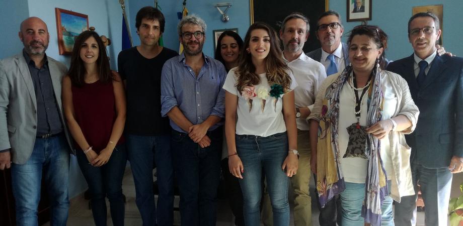 Gela, studenti del politecnico di Barcellona incontrano il commissario straordinario