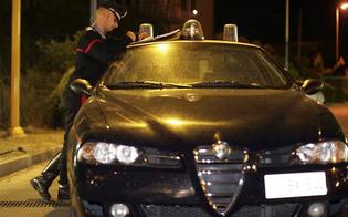 Caltanissetta, colpo di sonno mentre percorreva via Leone XIII: automobilista centra un palo della luce