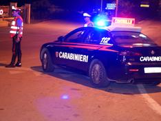 A Vallelunga Pratameno un arresto su ordine di carcerazione e una denuncia per guida in stato di ebbrezza