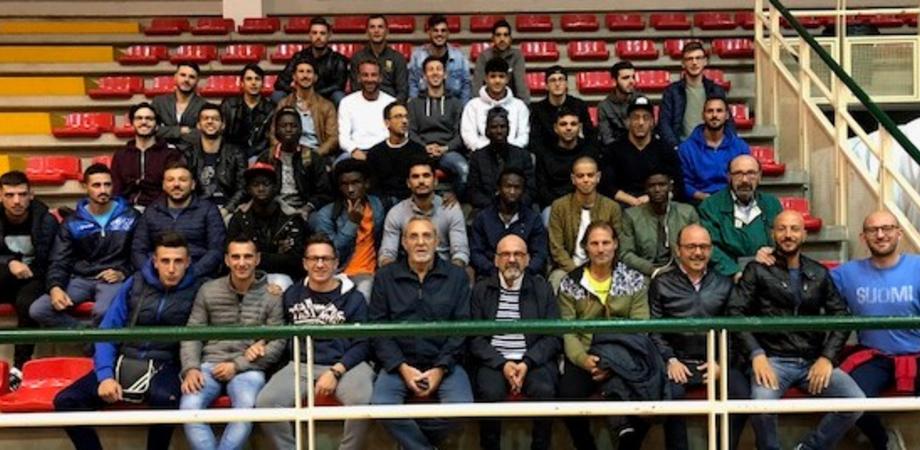 Caltanissetta, calcio: la polisportiva Cusn presenta alla squadra l'allenatore Otello Ribellino