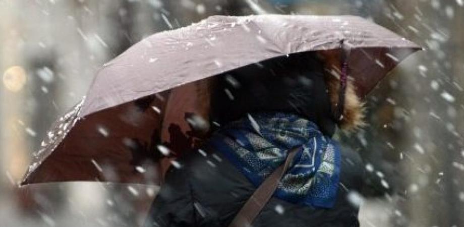Arriva il freddo artico in Italia: da nord a sud temperature giù anche di 15 gradi