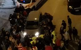 Caltanissetta, pedone investito in viale Trieste trasportato al pronto soccorso del Sant'Elia