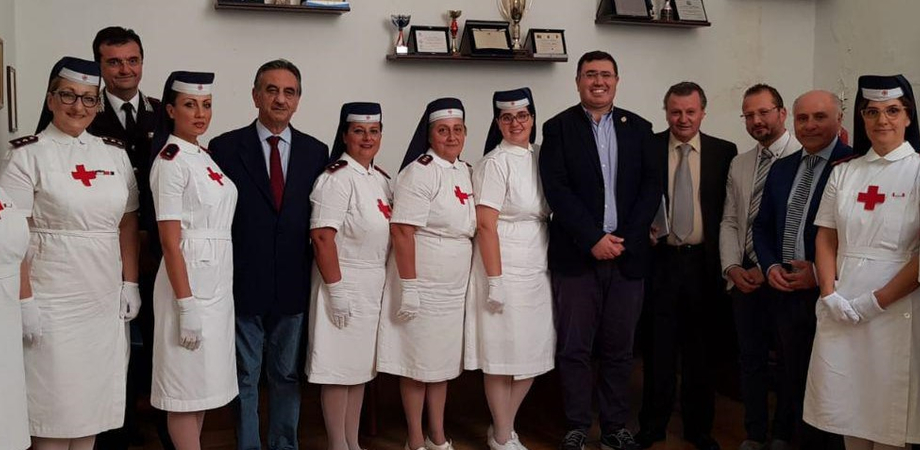 Caltanissetta, Croce Rossa: aumenta il numero delle infermiere