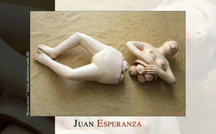 Al Museo Regionale di Caltanissetta la mostra di arte contemporanea di Juan Esperanza
