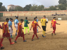 Calcio, seconda vittoria casalinga per la Nissa: battuto il Villarosa per 1-0