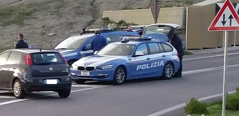 A 182 km orari sulla Caltanissetta - Agrigento: multa e ritiro della patente per un automobilista