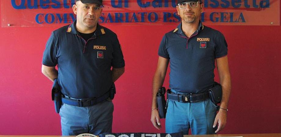 Operazione antidroga a Gela: tre persone arrestate dalla polizia. Tra queste c'è anche un minore
