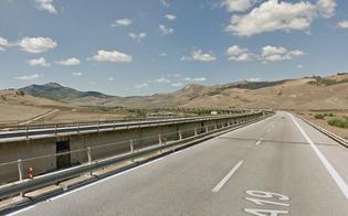 A19: la chiusura del tratto tra Enna e Ponte Cinque Archi si protrarrà fino al 28 ottobre