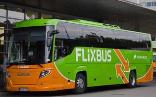 FlixBus arriva in Sicilia. Collegherà l'isola con il resto dell'Europa