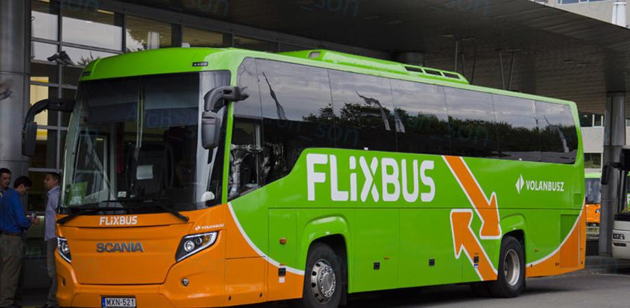 Flixbus riparte in Italia. Gli autobus verdi ritornano operativi dal 3 giugno