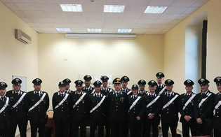 In arrivo in Sicilia 234 giovani carabinieri: maggiore sicurezza e controllo del territorio