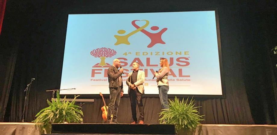 """Mario Venuti al Salus Festival di Caltanissetta: """"La musica colma i vuoti dell'anima"""""""