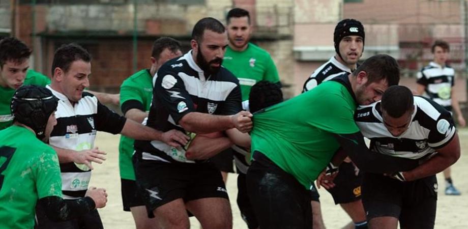 Nissa Rugby in campo a Vittoria con tanta