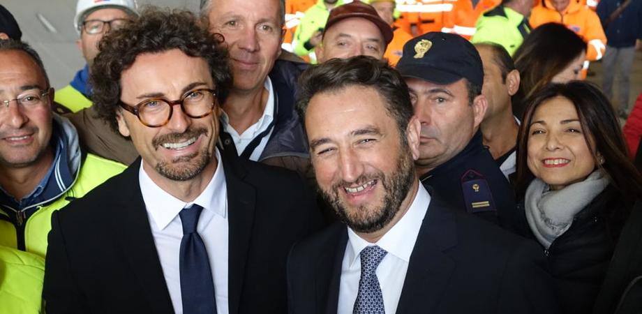 """Infrastrutture, Cancelleri: """"A Caltanissetta i lavori per il viadotto San Giuliano partiranno nel 2020"""""""
