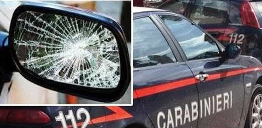 """San Cataldo, tentano """"truffa dello specchietto"""" ai danni di un 80enne: denunciati dai carabinieri"""