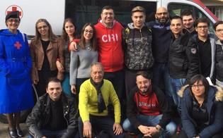 Caltanissetta, 15 nuovi volontari alla Croce Rossa: la famiglia cresce sempre di più