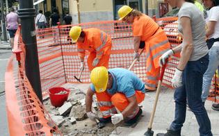 Cantieri regionali di lavoro: ecco le modalità per l'iscrizione. Da domani saranno riaperti i termini