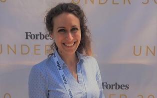 Chiara Cocchiara, ingegnere aerospaziale di Gela, è fra le eccellenze italiane premiate da Peugeot
